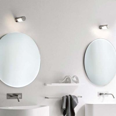 Eco Glass Mirror Heater