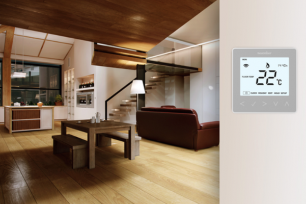 Controlling Infrared Heater Panels