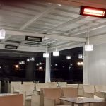 indoor outdoor patio heater