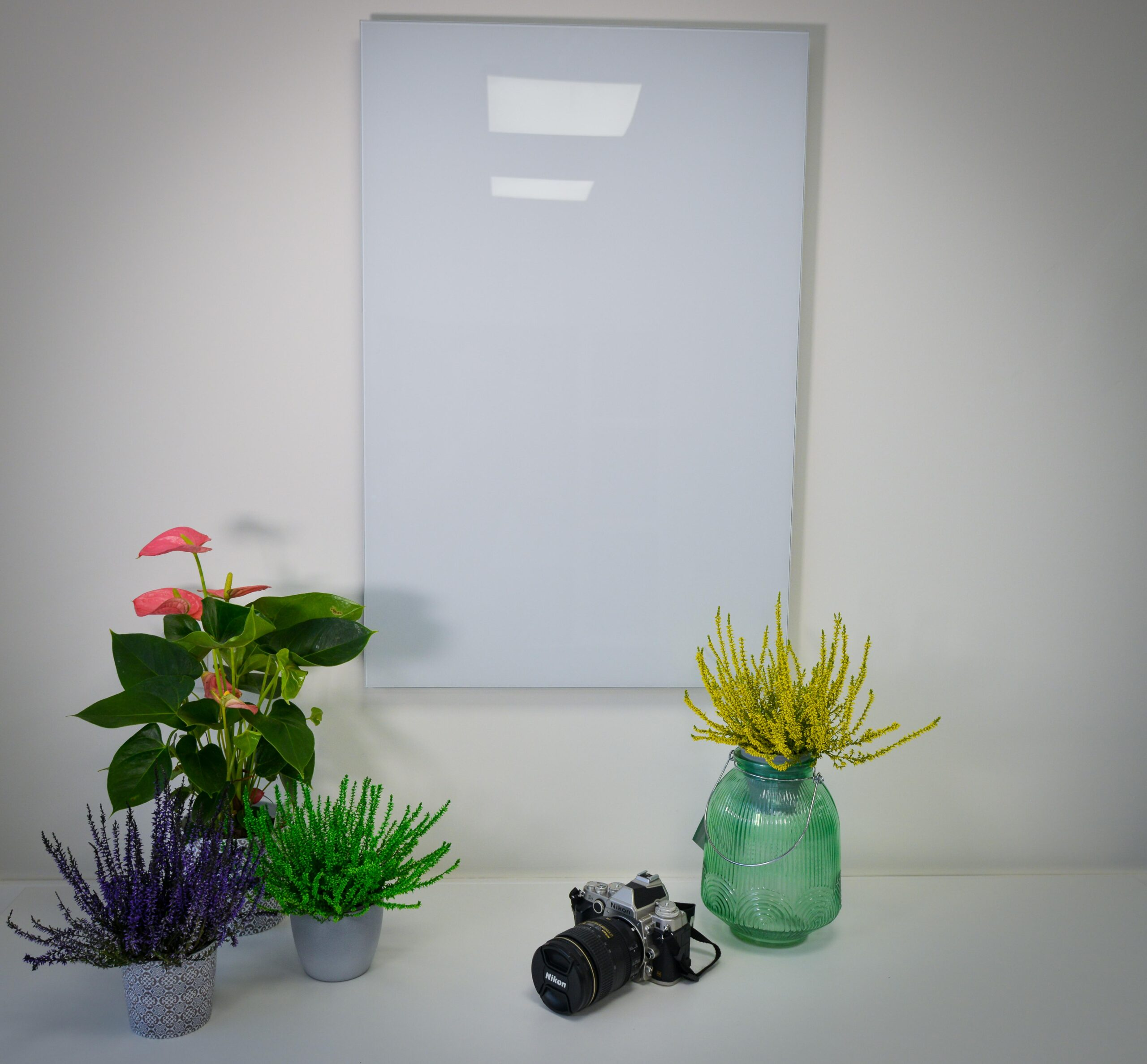 Wall mounted Glass Infrared Heater