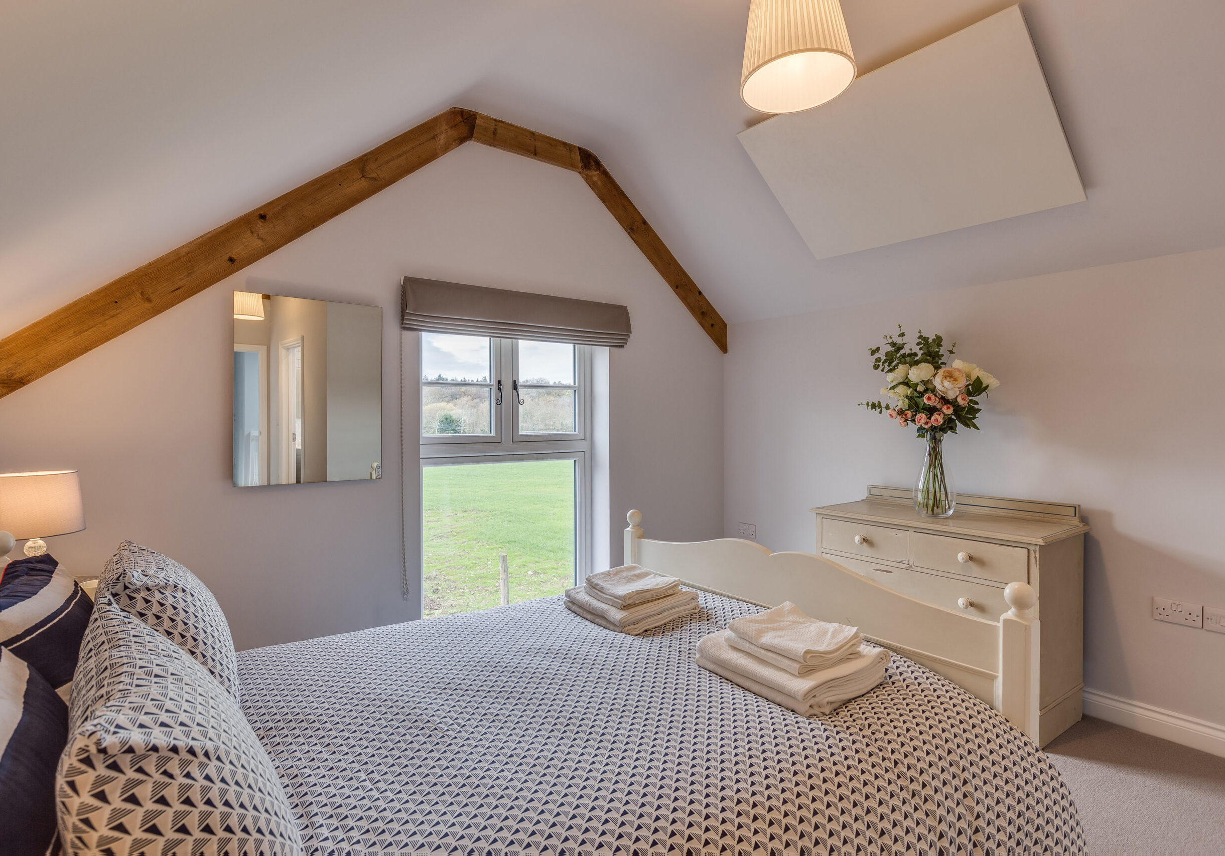 Exeter barn conversion case study infrared heating