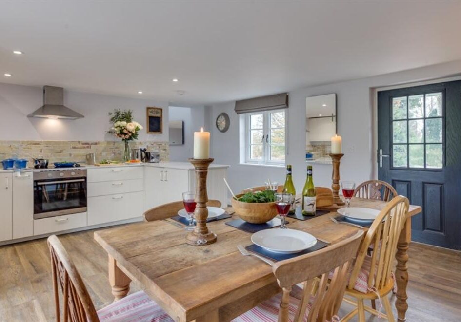 Infrared Heating Barn Conversion Case Study